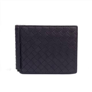BOTTEGA VENETA〈ボッテガ・ヴェネタ〉Intrecciato wallet money clip