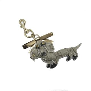 GUCCI〈グッチ〉Dachshund bag charm chien