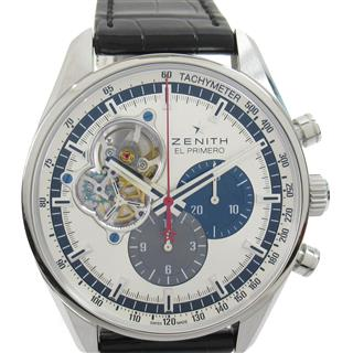 ZENITH 〈ゼニス〉 Chronomaster Open 1969 Watch Watch