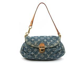 LOUIS VUITTON〈ルイヴィトン〉Mini Pleaty shoulder bag Handbag
