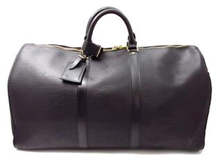 LOUIS VUITTON 〈ルイヴィトン〉 Keepall 50 Travel Hand Bag