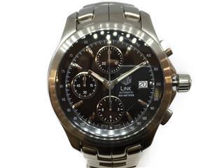 TAG HEUER〈タグ・ホイヤー〉Link Chrono Date Watch Chronograph