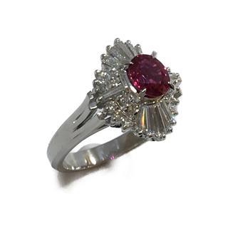 JEWELRY〈ジュエリー〉Jewelry Ruby Diamond ring