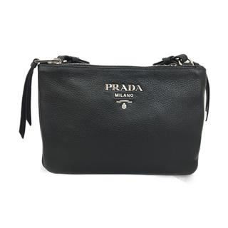 PRADA 〈プラダ〉 2 Layer Shoulder crossbody bag