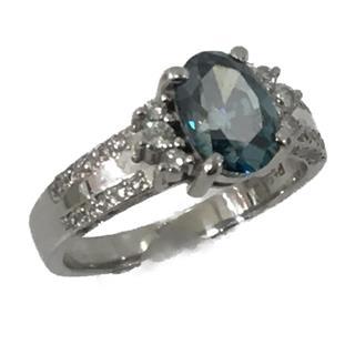 JEWELRY〈ジュエリー〉Jewelry Blue Diamond ring