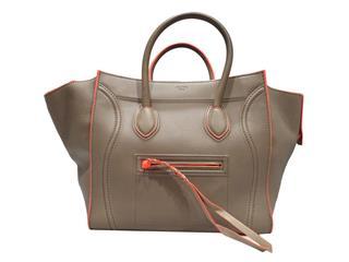 CELINE〈セリーヌ〉Luggage phantom tote bag