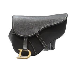 Dior〈クリスチャン・ディオール〉Saddle waist bag